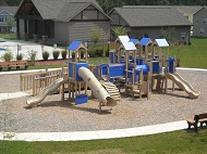 Playmart Playgrounds at Picerne Housing