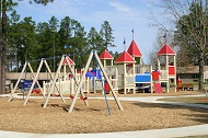 Playmart Playgrounds at Picerne Housing Fort Polk