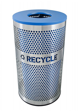 Forum Collection Recycling Receptacle