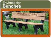 Envirodesign Benches
