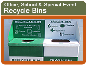 Office|Home|School Recycling Bins