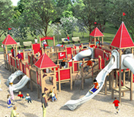 Mega Playgrounds