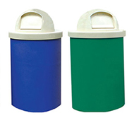 Recycling/Trash Receptacles
