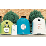 Igloo Recycling Containers