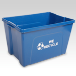 Medium Curbside Recycling Bin