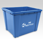 Extra Large Curbside Recycling Bin