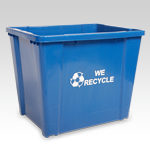 Jumbo Curbside Recycling Bin