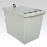 Lockable Personal Document Container