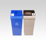 Sensible Sort Recycling Station with Lid