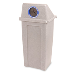 Super Sorter One-In-One Recycling-Waste Bin