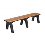Victorian Flat Bench - 6ft