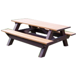 Deluxe Picnic Table - 6ft