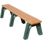 Econo-Design Classic Flat Bench - 6ft
