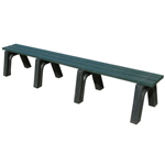 Econo-Design Classic Flat Bench - 8ft