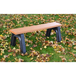 Hyde Park Bench - 4ft