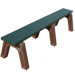 Hyde Park Bench - 6ft