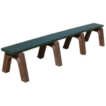 Hyde Park Bench - 8ft