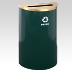 RecyclePro Half Round for PAPER