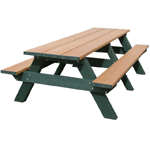 Standard Picnic Table - 8ft