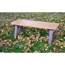 Classic Flat Bench - 4ft