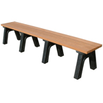 Classic Flat Bench - 8ft