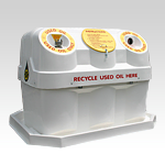Commercial Recycling Containers