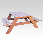 Budget Picnic Tables