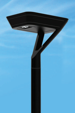 Lunasol T3 Solar Powered LED Architectural Light