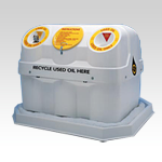 Profile Used Oil Containers - Commercial Waste Oil Tanks