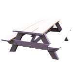 Standard Picnic Table - 6ft