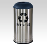 Streamline Recycling Receptacles